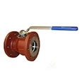 Link to 730000/3 Cast Iron Valve with Brass or S/S Ball page